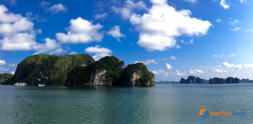 Tung Gau Area