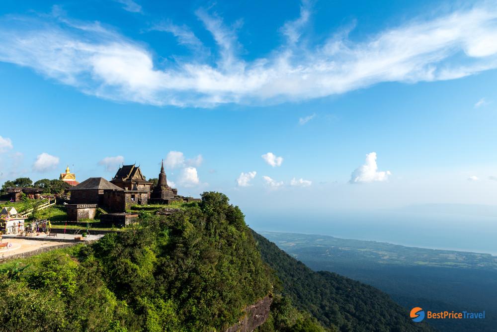 Bokor National Park in Kampot