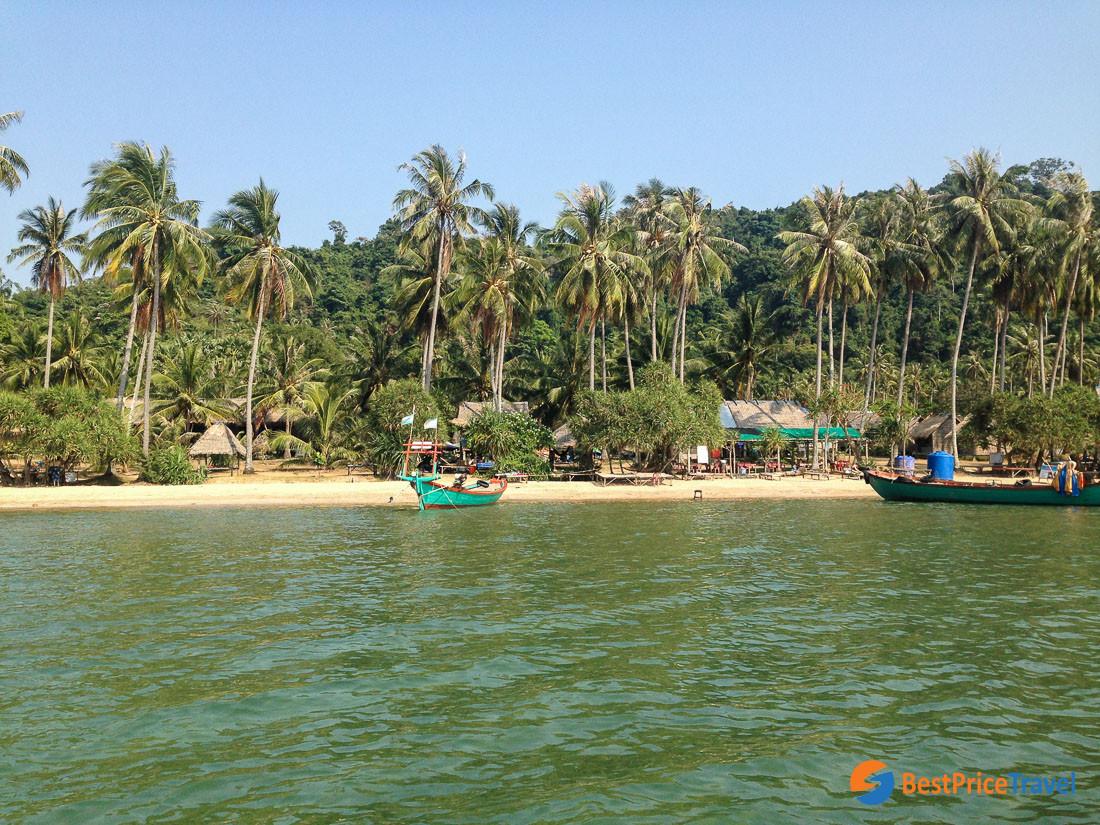 Islands in Kep