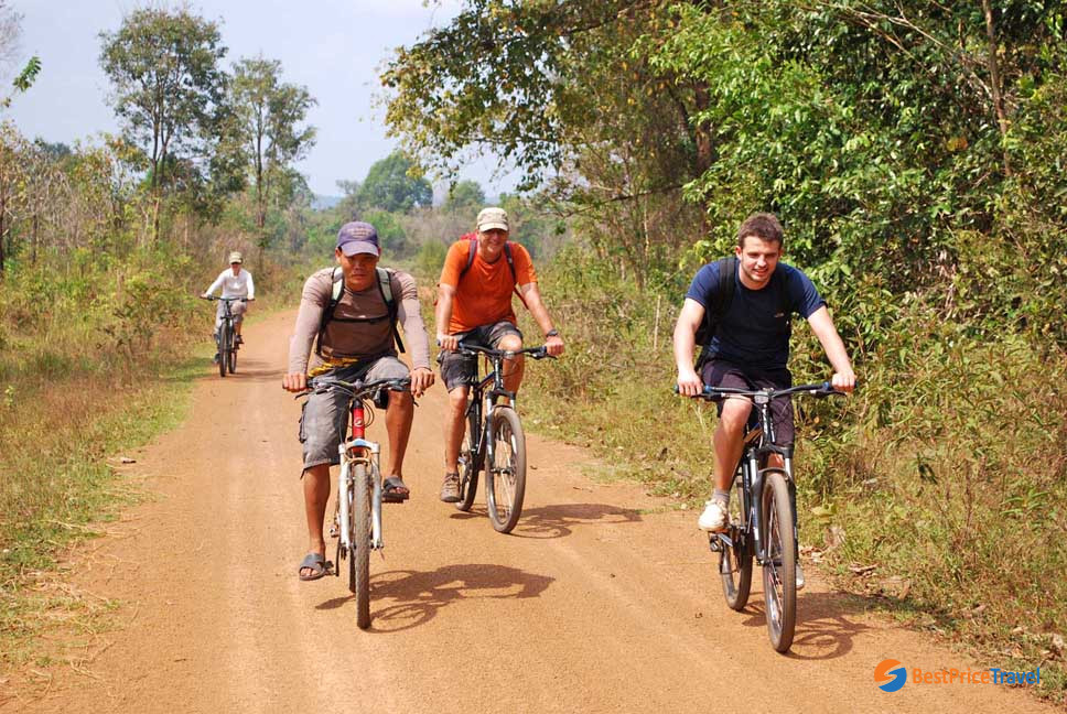 Ecotourism in Chi Phat