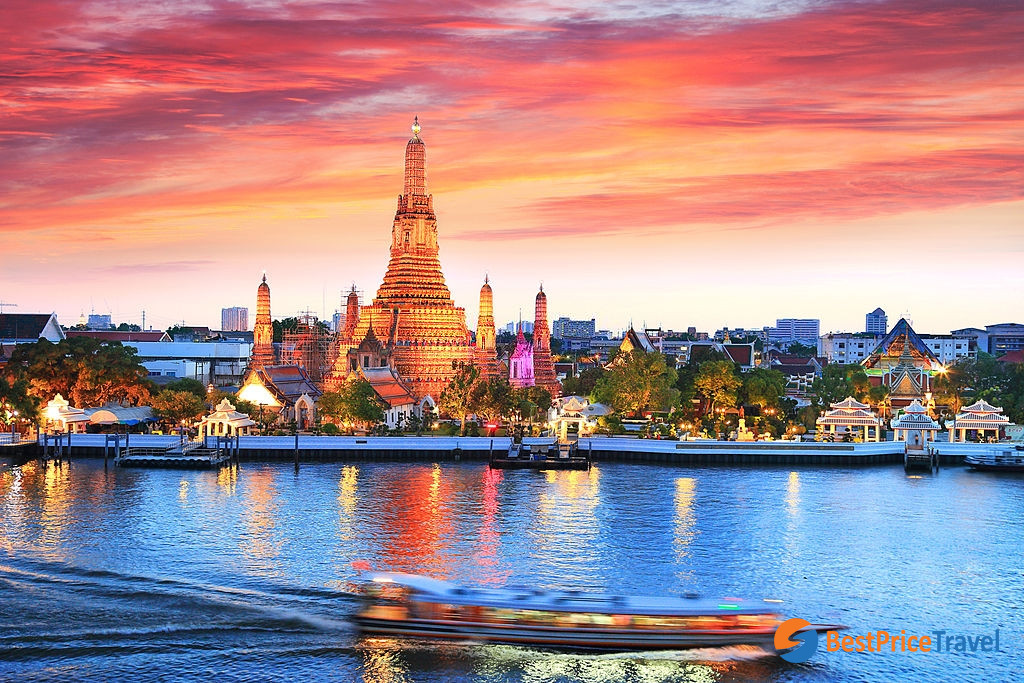 "Bangkok is known as ""Venice of the East"""