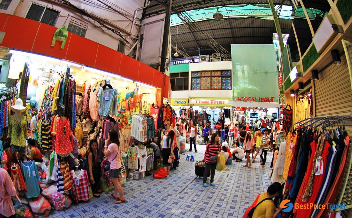 Pratunam Market Travel Guide - BestPrice Travel