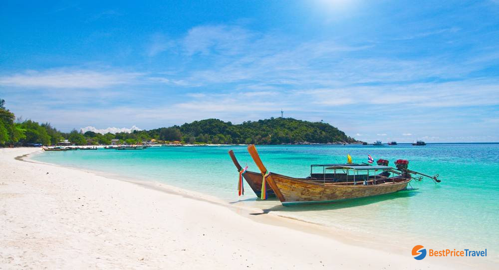 The coastal city Pattaya
