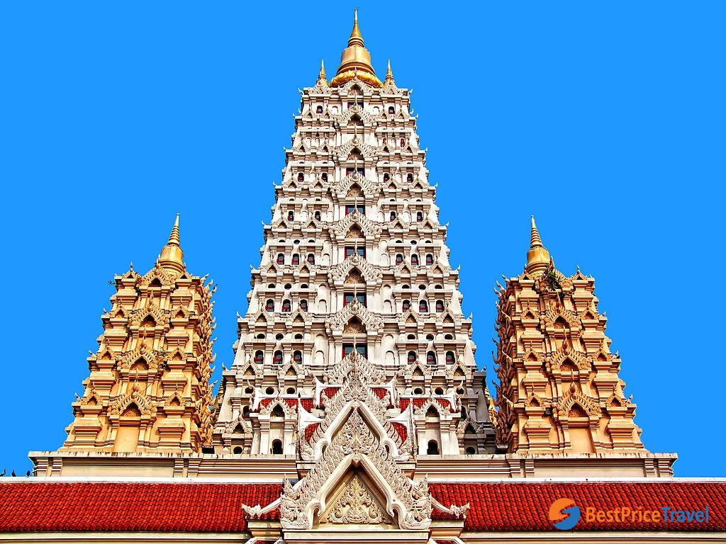 Wat Yansangwararam in Pattaya