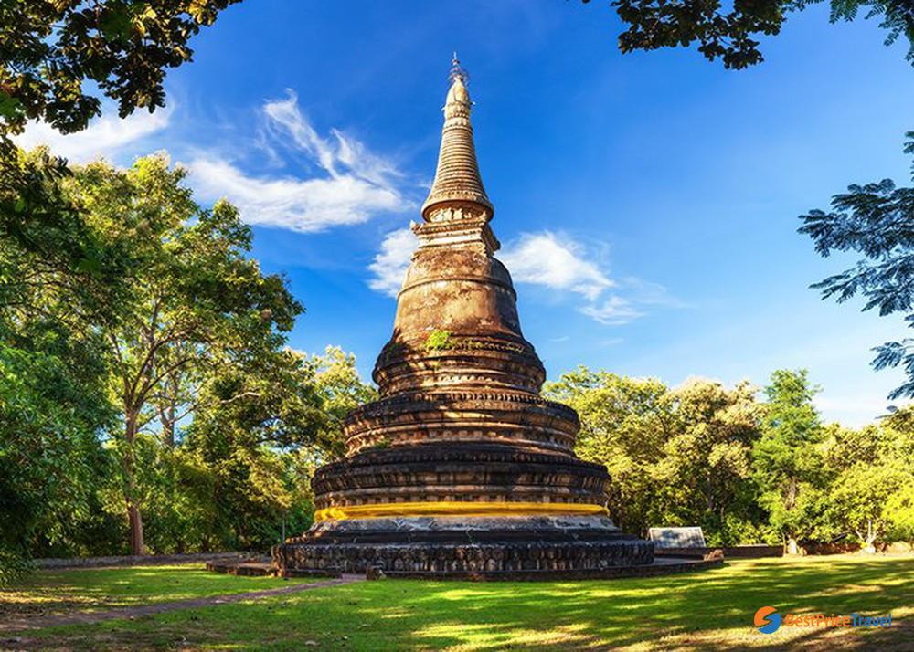 Wat Umong in Chiang Mai