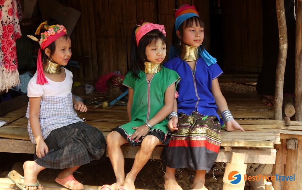 Karen Hill Tribe Village in Chiang Mai
