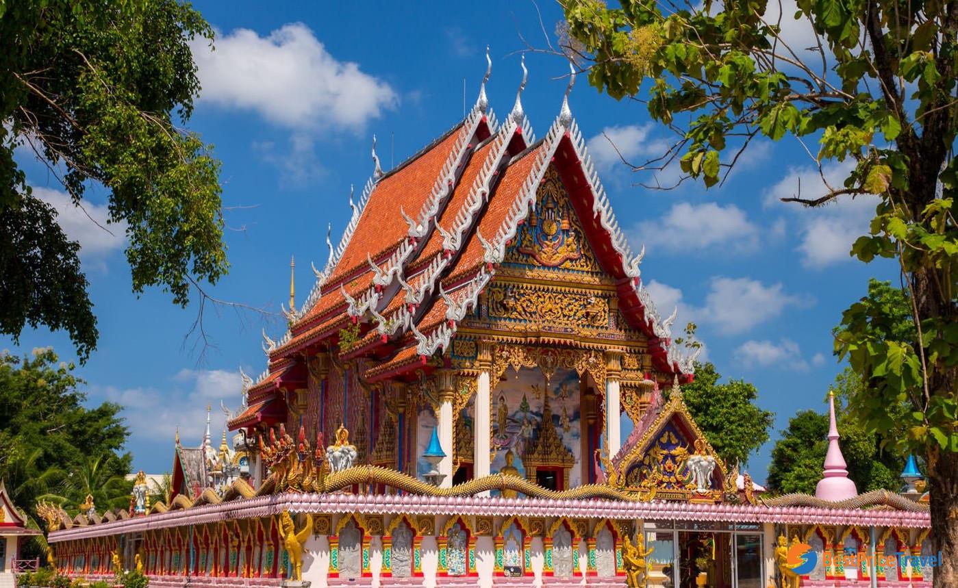 Wat Phra Nang Sang, Phuket