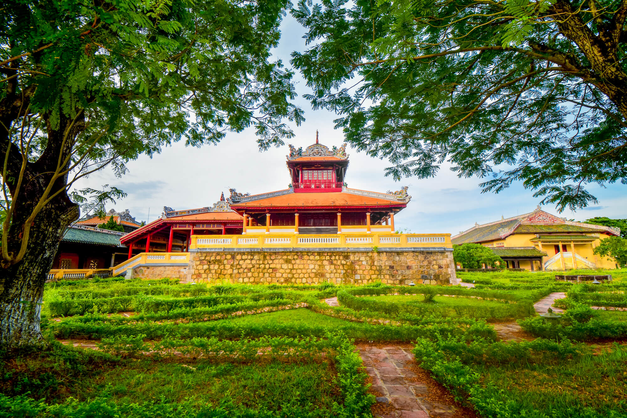 Vietnam History Place - Imperial city