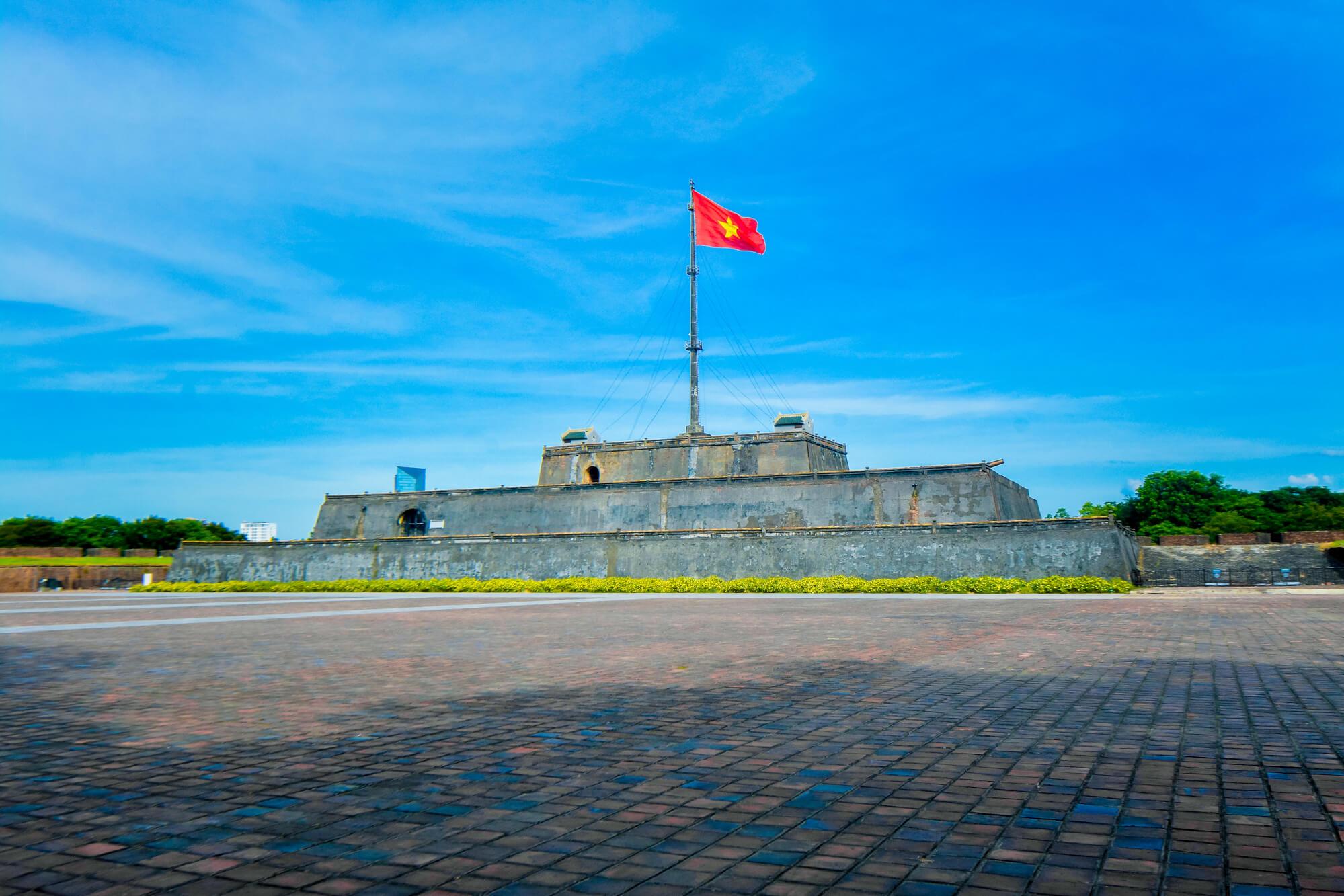 Hue Citadel - Square