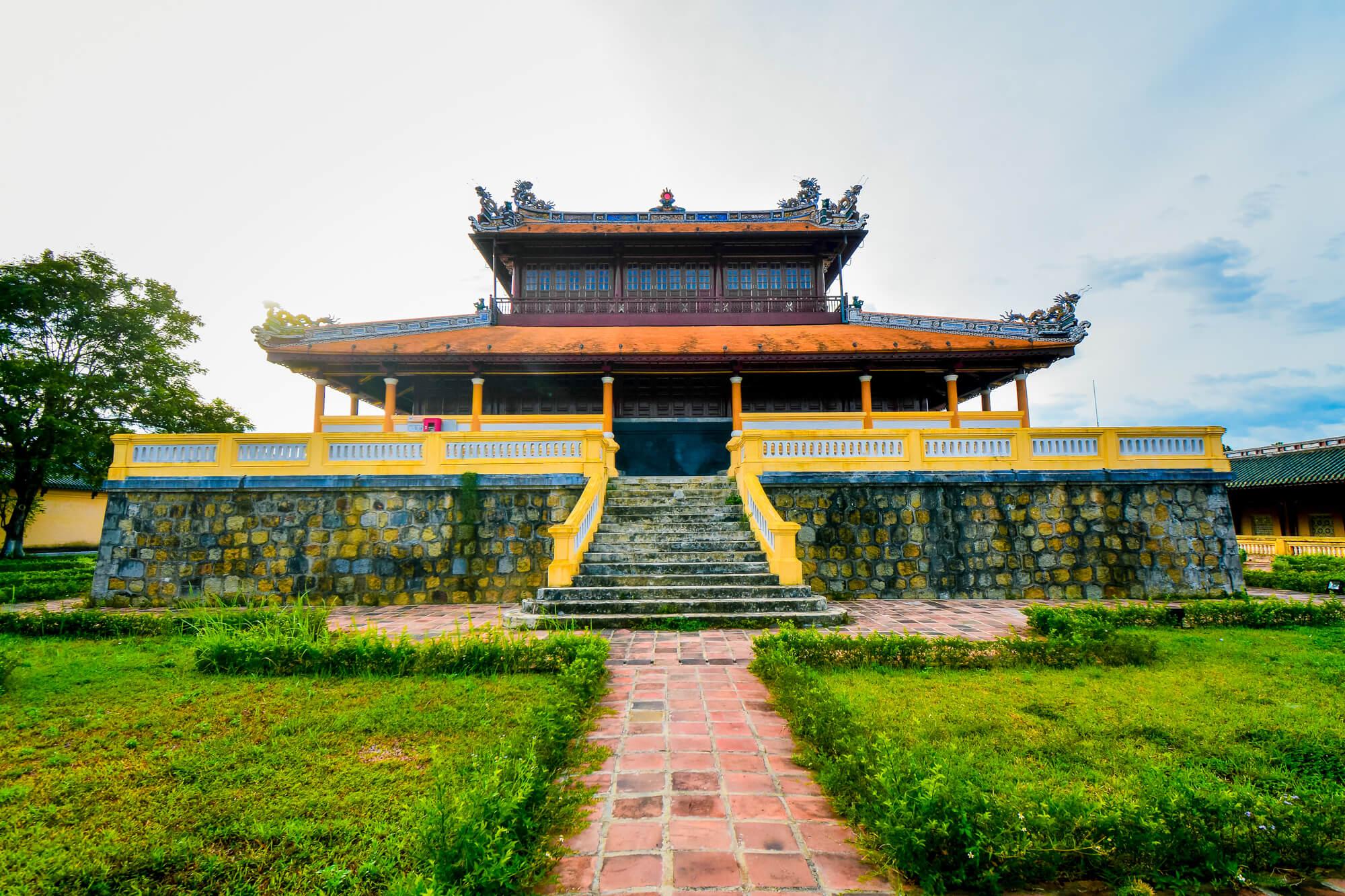 Hue Citadel - Hoang Thanh