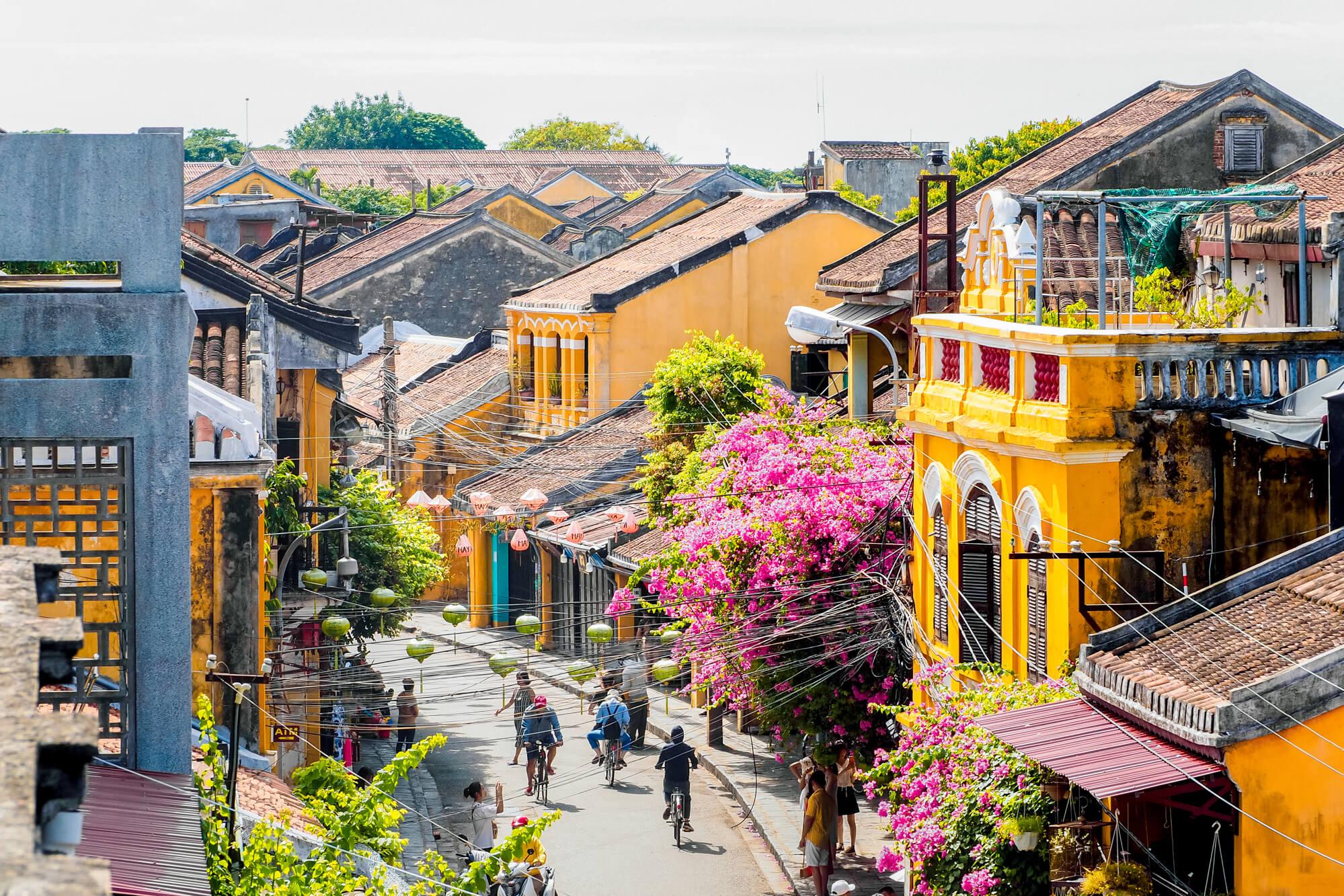 Vietnam Local life - Hoi An Town