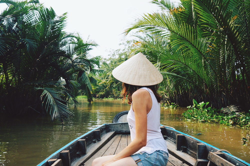 Mekong Delta place to visit in Vietnam