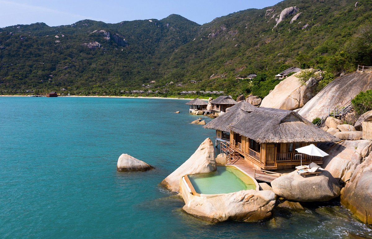 Luxury Vietnam holiday package in a private villa