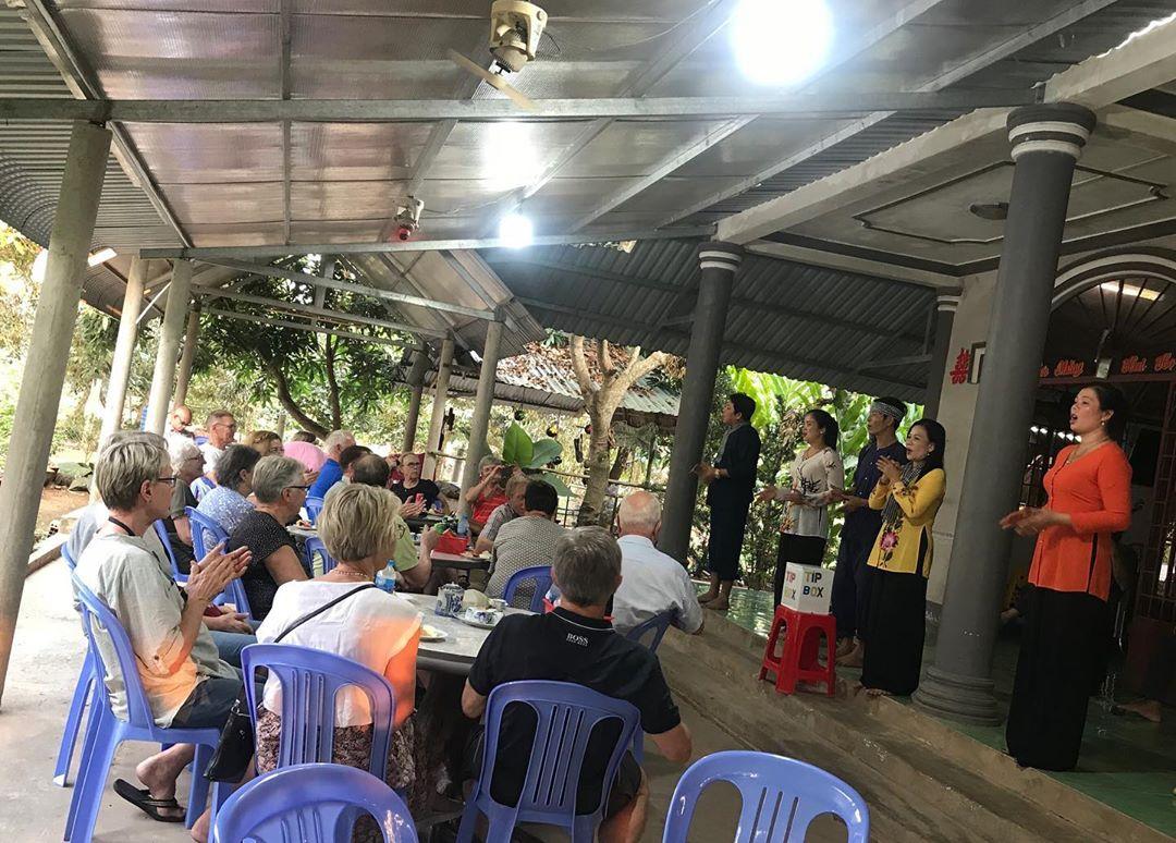 Folk Music in Tan Phong Island