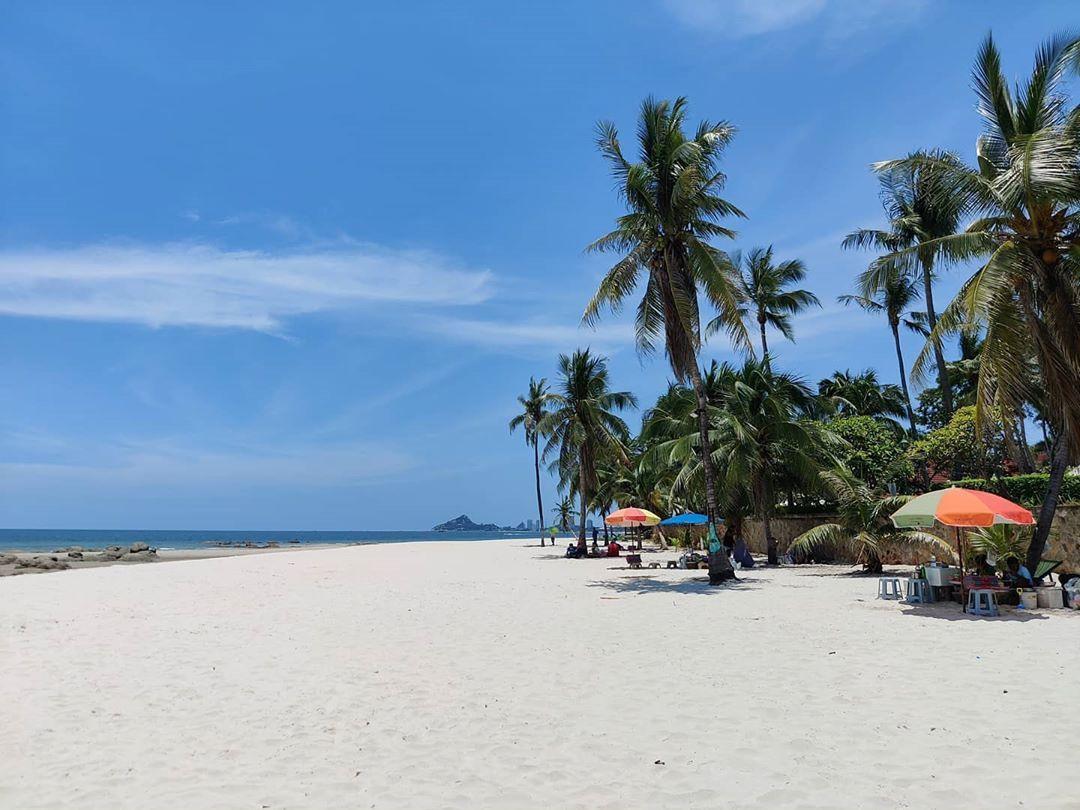 Beach in Hua Hin