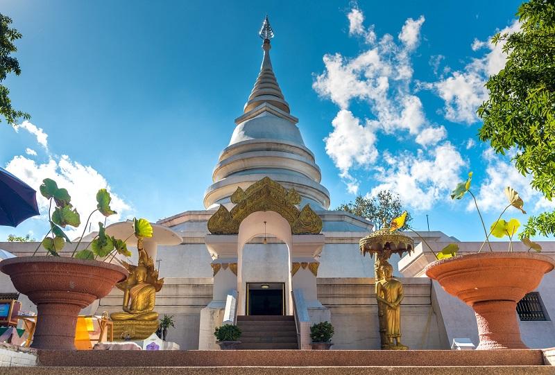 Wat Phra That Pha Ngao