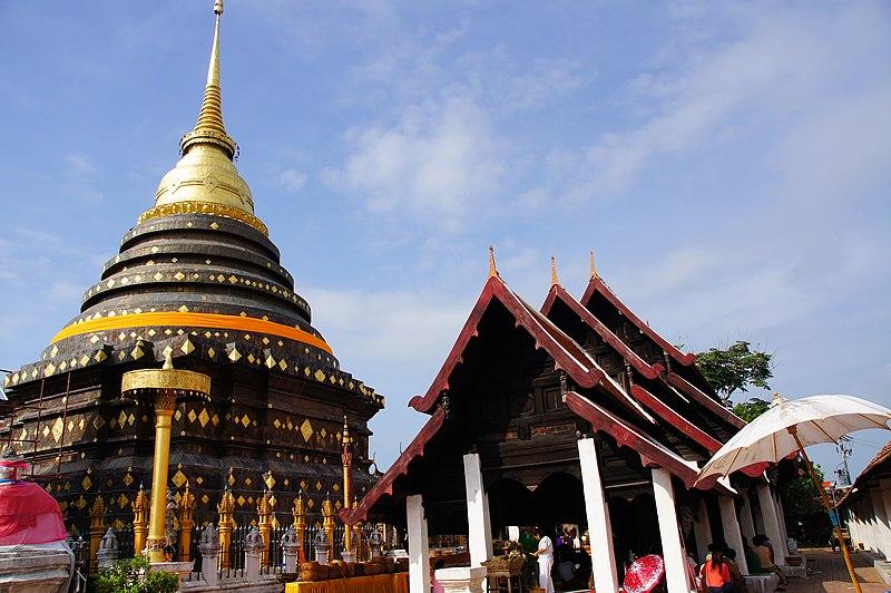 Wat Phra That Lampang