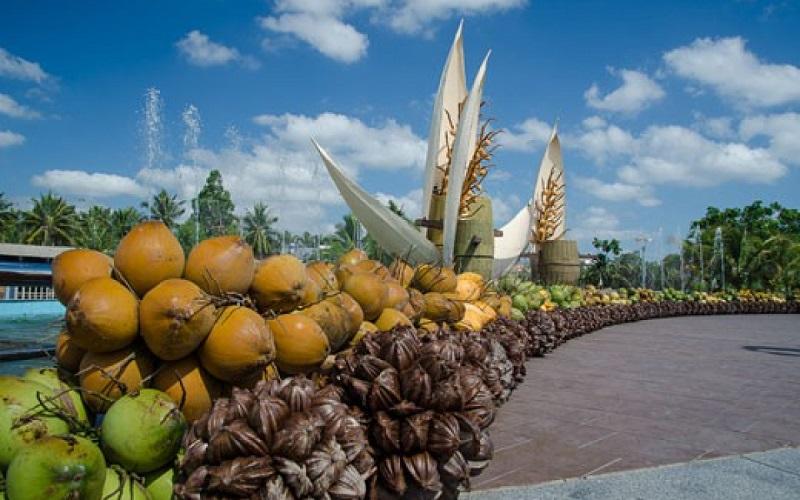 Festival In The Land Of Coconut ben tre