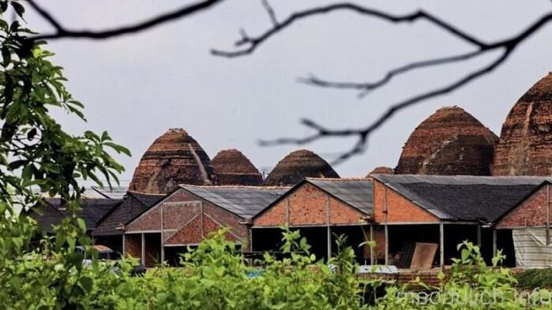 vinh long Craft Brick Kilns In Mang Thit