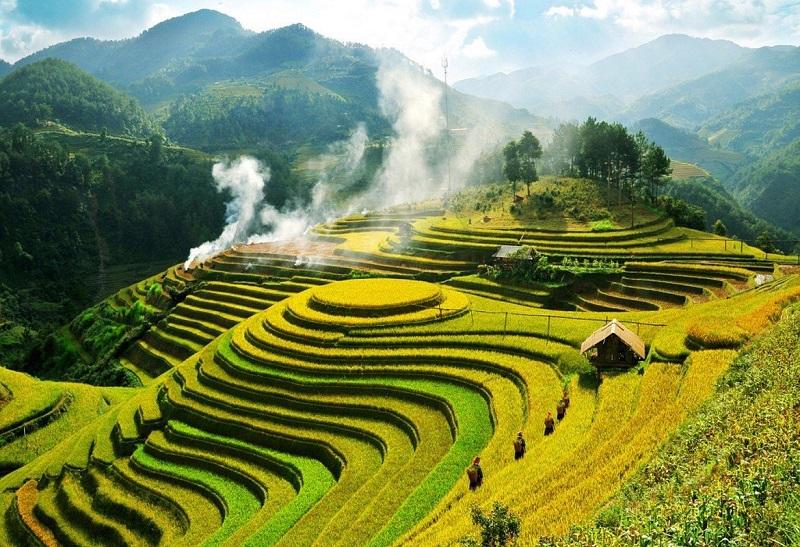 Muong Hoa Valley Muong Hoa