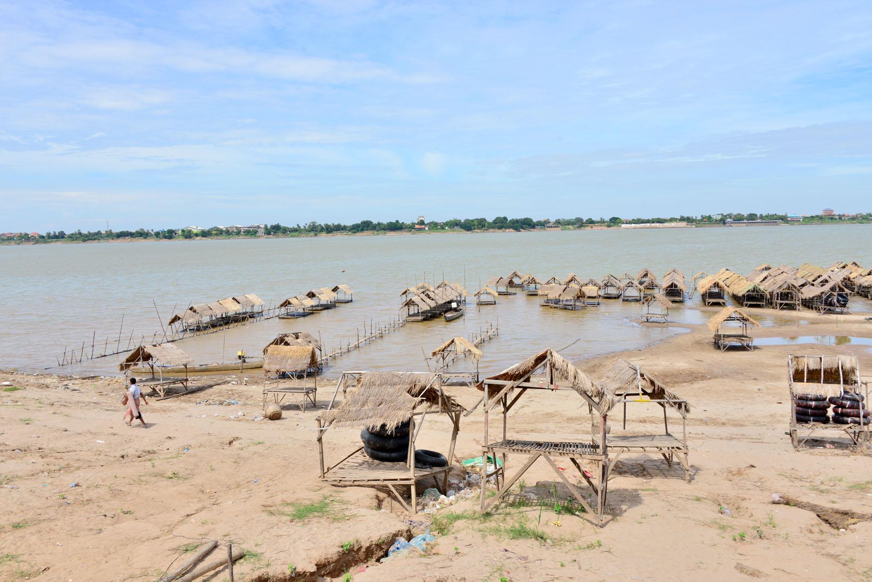 Koh Dach island Cambodia