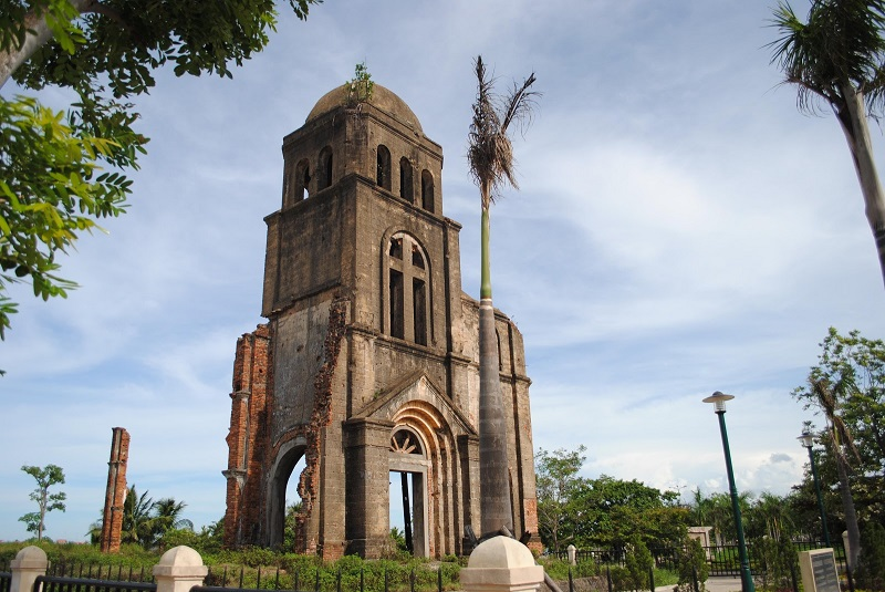 Bell Tower Of Tam Toa Church Dong Hoi