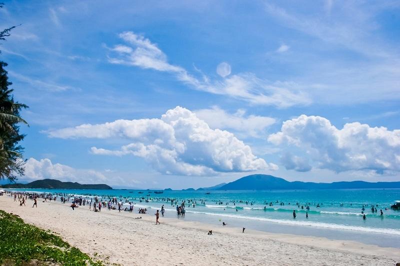tra gioi beach