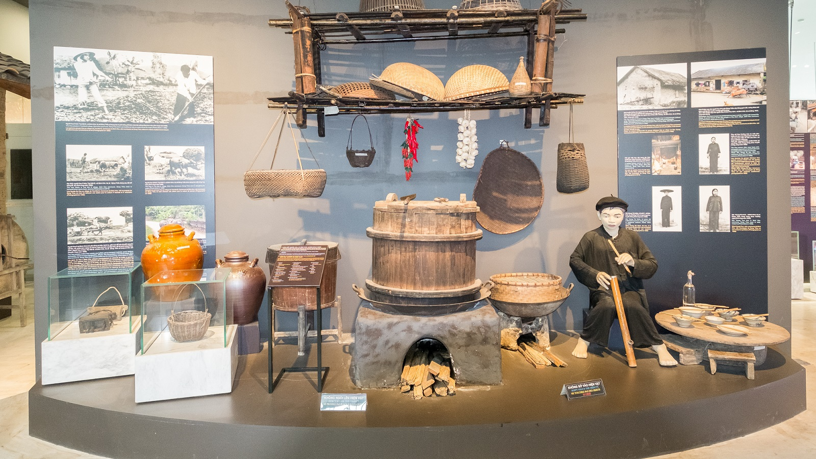 Exhibition highlights of Quang Ninh Museum