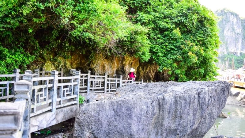 Best time to visit Thien Cung Cave