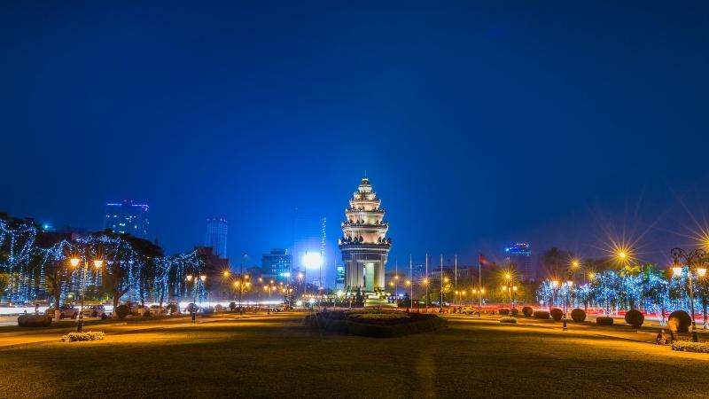 Independent Monument Phnom Penh
