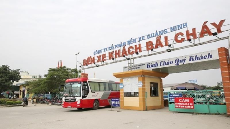 Bai Chay Bus Station