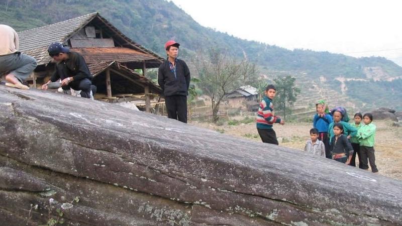 Highlight of Sapa Ancient Rock Field
