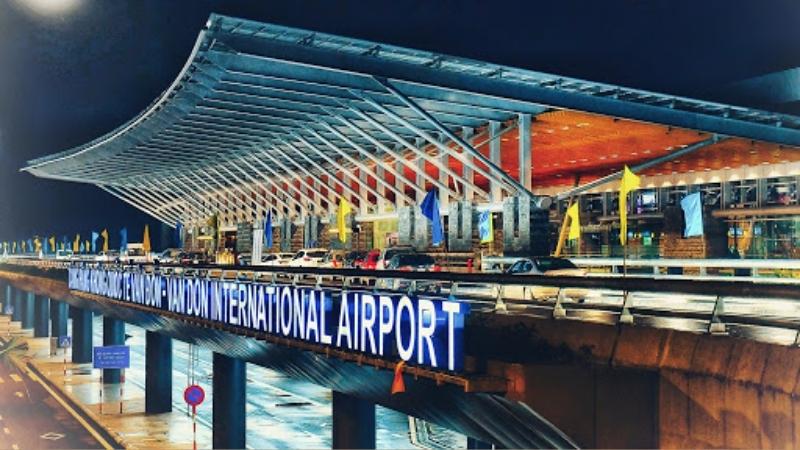 Structure of Van Don Airport