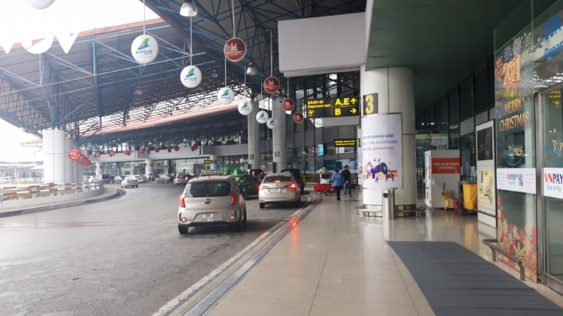 Private transfer to Hanoi Airport