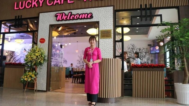 Restaurant in Hanoi AIrport