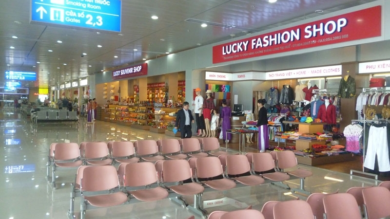 Hue Airport services