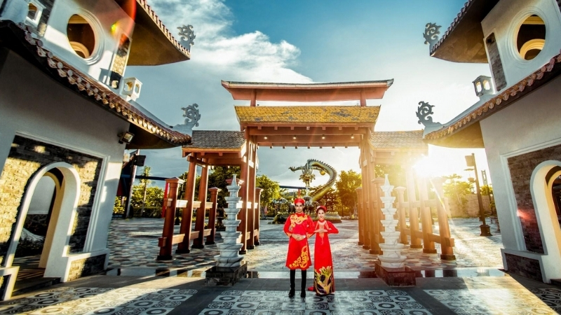 Amazing photo at Asia Park