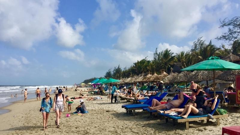 Things to do at An Bang beach