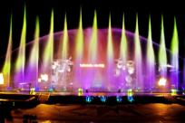 Tuan Chau Water Music Show