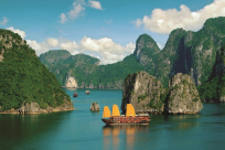 Weather in Halong bay in July