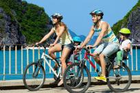 Halong Bay Biking