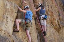 Halong Bay Rock Climbing