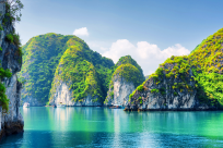 Halong bay weather in June