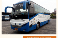 Bangkok Airport to Pattaya Bus: Best Way to Travel