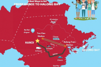 Hanoi to Halong Bay: 6 BEST Ways to Travel