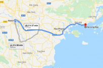 Distance & Travel Time from Hanoi to Halong Bay [Update 2021]
