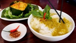 Cambodia food - charm of the Khmer people's simple life style