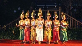 Cambodia Arts - one of the most diverse and abundant arts in Southeast Asia