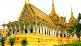Cambodia Architecture - synonymous with Khmer architecture