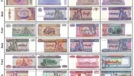 Myanmar Currency